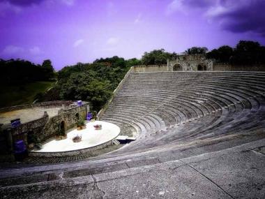 Anfiteatro en Altos de Chavón